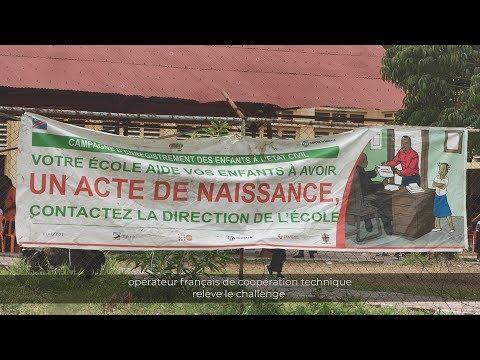 Premier déploiement de linterface OSIA de gestion des identités en RDC avec IDEMIA