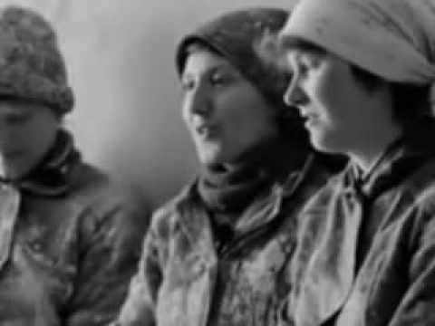 Старая Елабуга Женская бригада 1986 г