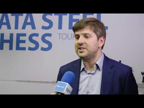 Tata Steel Chess 2018 - Interview - Peter Svidler - Round 3