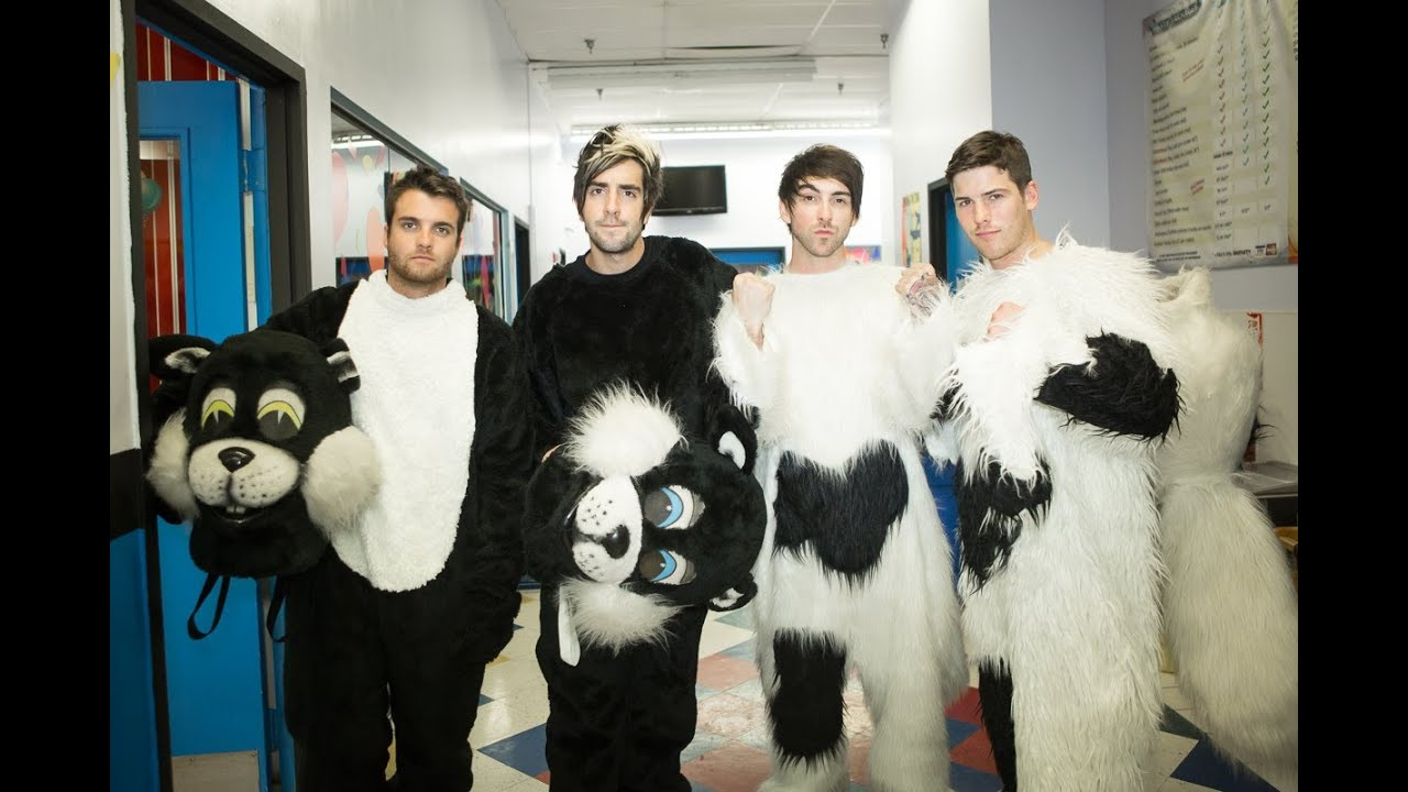 all time low backseat serenade official music video