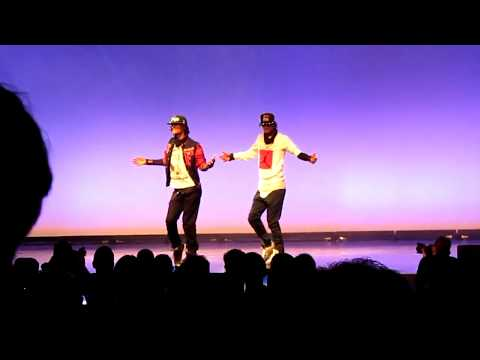 Urban Dance Showcase 2012   LES TWINS