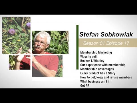 S01E17 - Stefan Sobkowiak - Membership Marketing