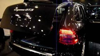 2010y ポルシェ カイエン GTS Porsche Cayenne GTS.MOV