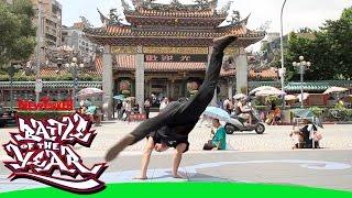 BOTY FINALS 2015 - THE CREWS: U TAIPEI (TAIWAN)