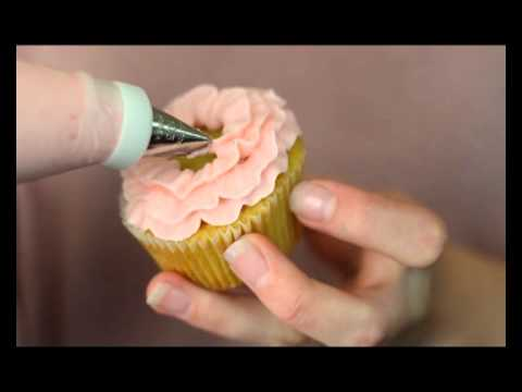 How to decorate cupcakes - Cup and cakes