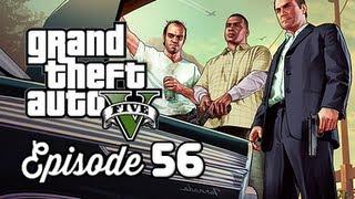Grand Theft Auto 5 Walkthrough Part 56 - GTAV Gameplay Commentary )