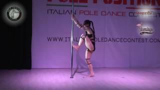 Virginia Tarabella | Italian Pole Dance Contest 2017 - Lunedì 17 Aprile