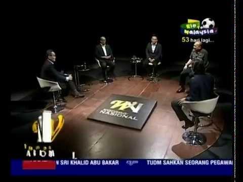 Wacana Nasional TV1  : GST