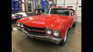 MAN BUYS THIS 1970 SS CHEVELLE FOR $250 BUCKS!!!