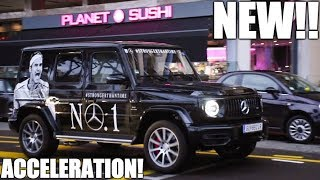 World First 2018 Mercedes G63 Amg On The Road, Driving In Monaco!
