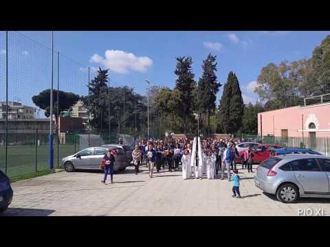 Santa Maria Ausiliatrice: via Crucis del Venerdì Santo 2017