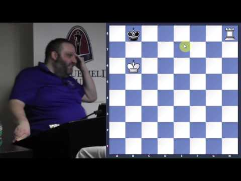 Chess for Beginners with GM Ben Finegold (Endgame Studies) - 2014.02.09
