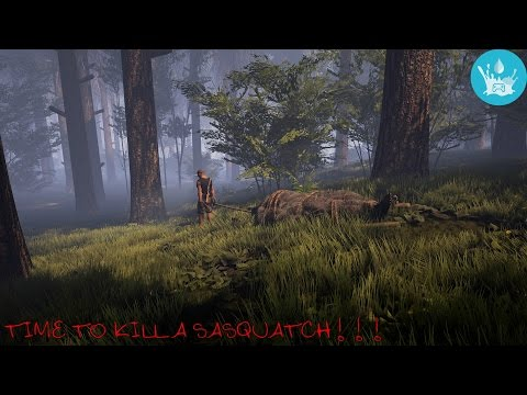 Finding Bigfoot with Kang Gaming & MashStars | TIME TO KILL SASQUATCH! | 1080p 60 FPS