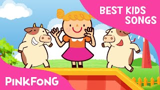 Old MacDonald Had a Farm | Best Kids Songs | PINKFONG Songs for Children