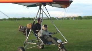 Полеты на дельтаплане, обучение полетам, www.a30.ru