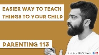 Gambar cover Parenting 113 – One great method to teach things to your child