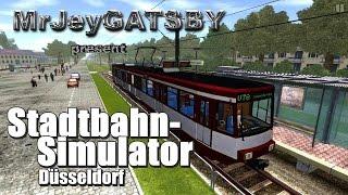 Stadtbahn Simulator Dusseldorf [ Первый взгляд ]