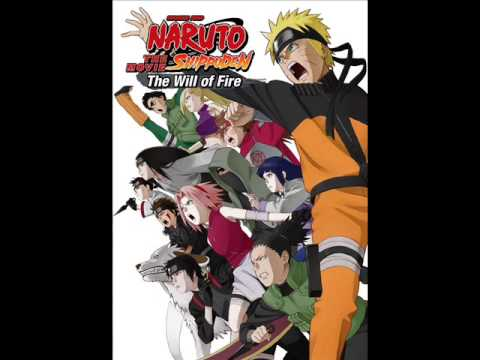 Somebody by Puffy AmiYumi (Naruto Shippuden Movie 3: Hi No Ishi O Tsugu Mono (Ending Song))