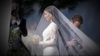 Kim Kardashian, Kanye West's Italian Wedding Spectacular