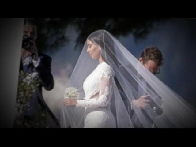 Kim Kardashian Kanye West S Italian Wedding Spectacular Youtube