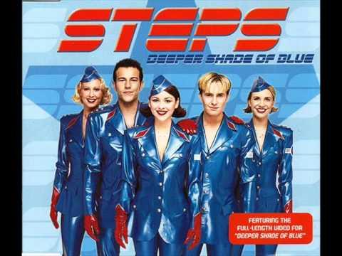Steps - Deeper Shade Of Blue (Karaoke)