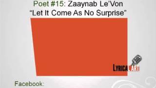 15   Zaaynab Le