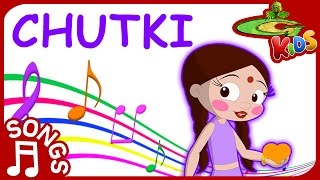Chutki Chutki Song form Chhota Bheem Series