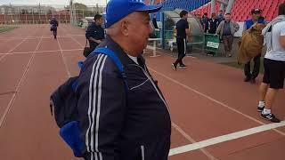 Тренировка Тобола в Павлодаре