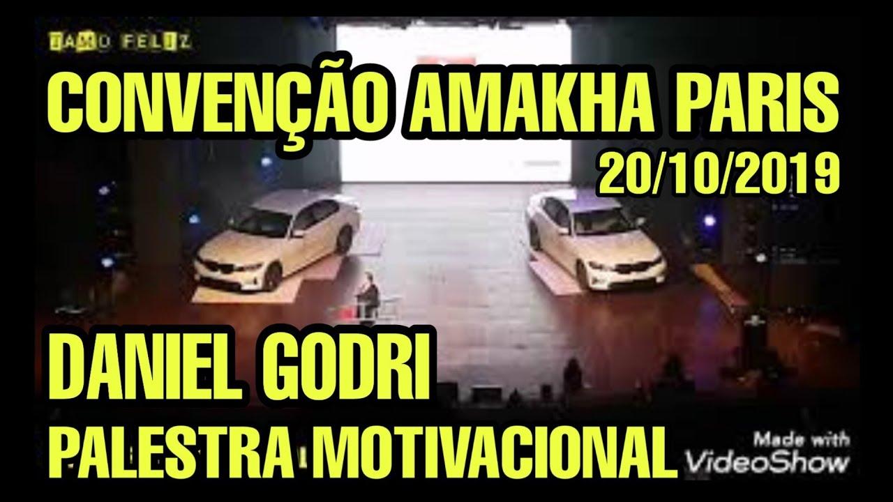 Daniel Godri Palestra Motivacional Convenção