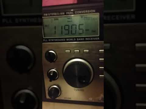 Shortwave radio Station Sri Lanka