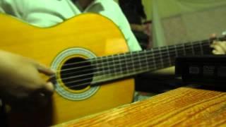 Để mãi có nhau guitar cover by Binh Do