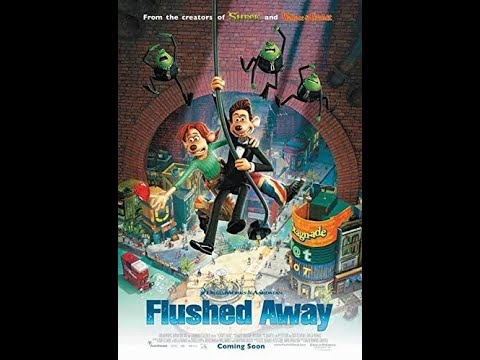 Download Flushed Away (2006) Movie Re-Review