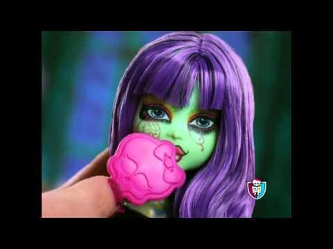 Pub Monster High Create A Monster Design Lab Youtube