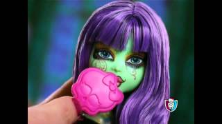 "Pub Monster High ""Create-A-Monster Design Lab"""