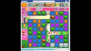 Candy Crush Saga level 74 no boosters 😈