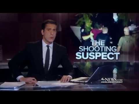ABC World News Tonight 02/14/18 - 19-year-old arrested off campus in deadly Florida school shooting.