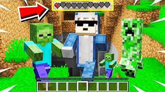 Minecraft, But MOBS Are SECRETLY PLAYERS!