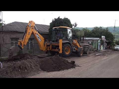 Վերակառուցվում է Պառավաքար գյուղի բաշխիչ ցանցը