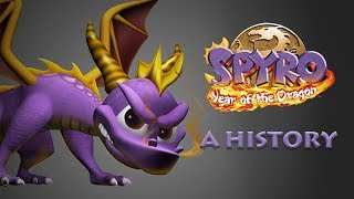 Spyro: Year of the Dragon - A History