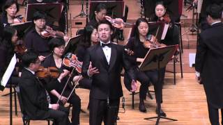 160326 Byeong Min Gil Final Round 2nd, 12th Seoul International Music Competition