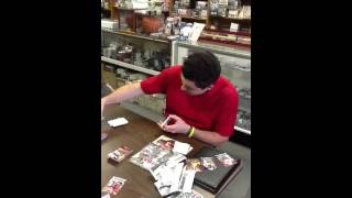 2012 Upper Deck Football Box Break