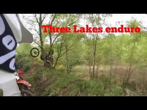 Three lakes enduro 300 acres of free roam husqvarna te 250 2017
