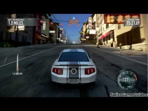Need for Speed The Run - Walkthrough Part 1 (Hard) - Introduction