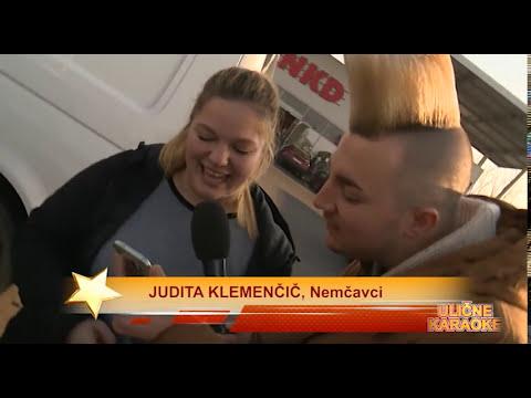 ULIČNE KARAOKE na GOLICA TV, MURSKA SOBOTA 1.DEL