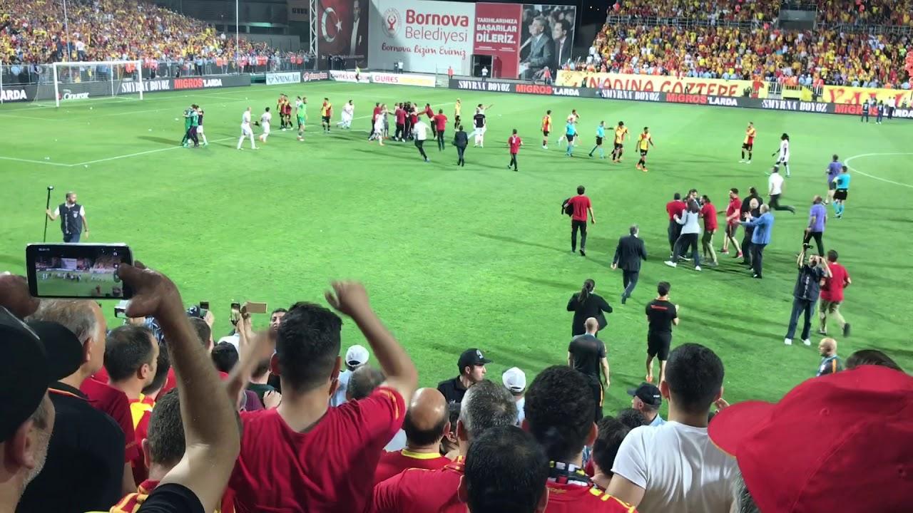 Galatasaray Şampiyon Olma Anı