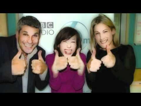 Sally Hawkins interview on BBC 6 Music
