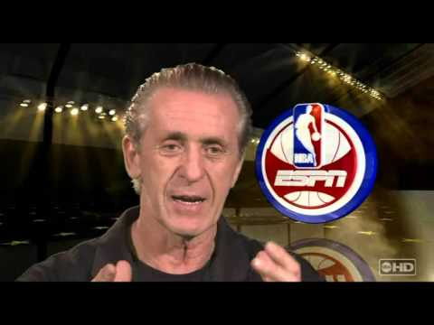Pat Riley about Kobe and MJ