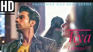 Rajkumar Rao   Kya Lijiyega??   Bareilly Ki Barfi - Restaurant Scene   Best Scene 2018   HD