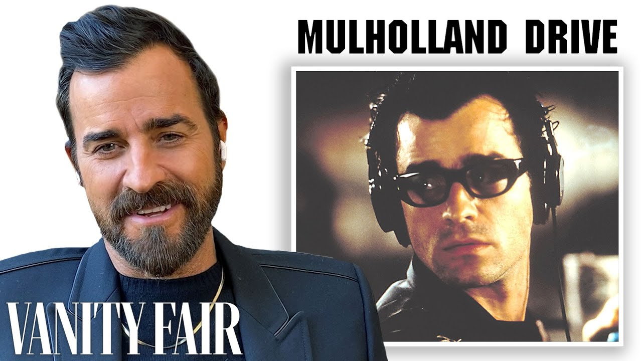 Justin Theroux Breaks Down His Career, from 'Mulholland Drive' to 'The Leftovers'