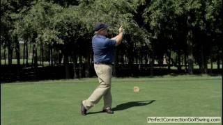 Golf Swing Drill: Golf Glove Underneath Arm Drill